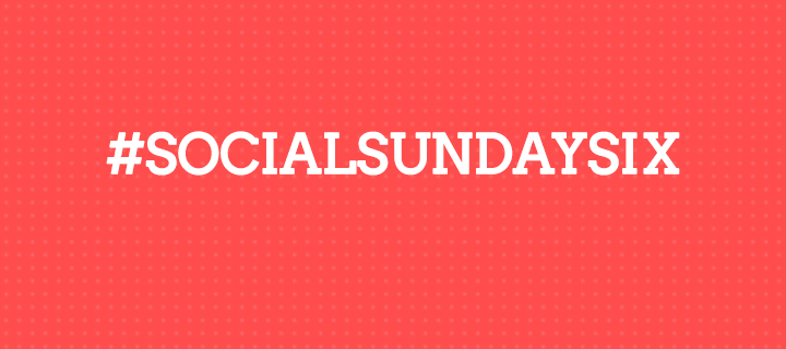 social sunday six